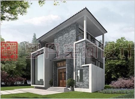 湖南刘总别墅设计