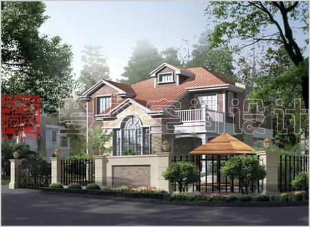 化州王总别墅设计方案